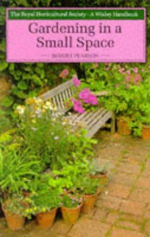 Gardening in a small space