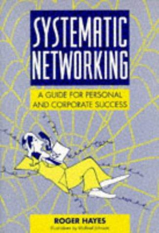 Download Systematic networking