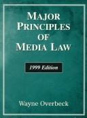 Download Major Principles of Media Law
