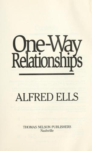 One-way relationships
