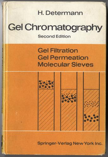 Gel chromatography, gel filtration, gel permeation, molecular sieves