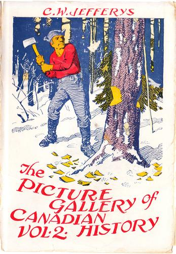 The Picture Gallery of Canadian History. Volume II