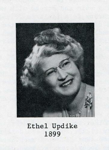 Photo of Ethel Speer Updike