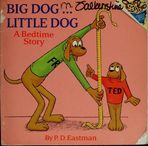 Download Big dog … little dog
