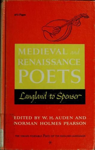 Download Poets of the English language