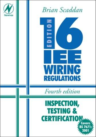 Download IEE Wiring Regulations