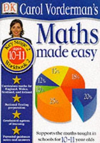 Download Maths Made Easy (Carol Vorderman's Maths Made Easy)