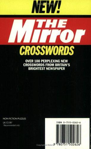 "Download The New ""Daily Mirror"" Crossword Book (Crossword)"
