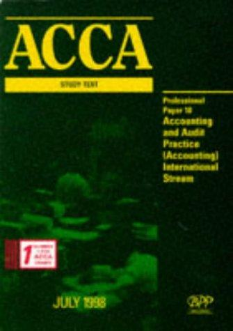 Download ACCA International Study Text (Acca Study Text)
