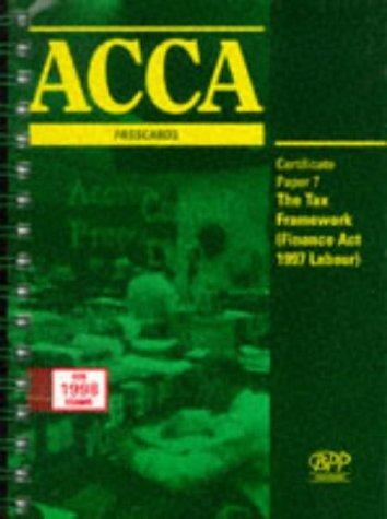 Download ACCA Passcard (Acca Passcard)