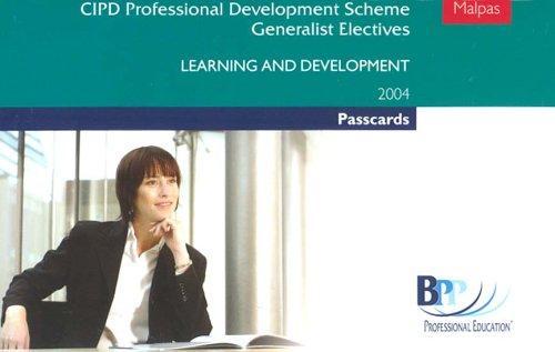 CIPD Electives (Cipd Passcards)