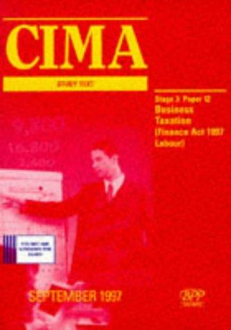 CIMA Study Text (Cima Study Text)