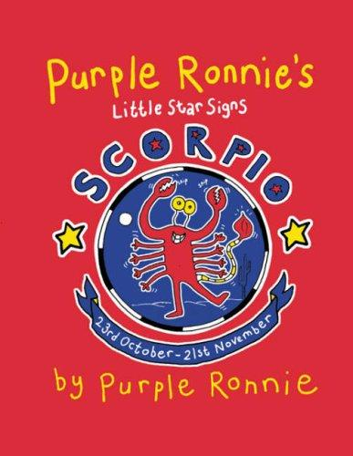 Purple Ronnie's Little Star Signs