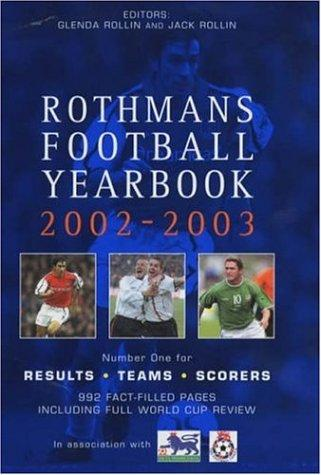 Rothman's Football Year Book