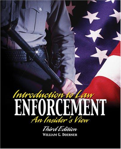 Download INTRODUCTION TO LAW ENFORCEMENT