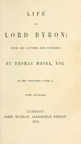 Download Life of Lord Byron