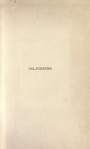 Download Oil-finding