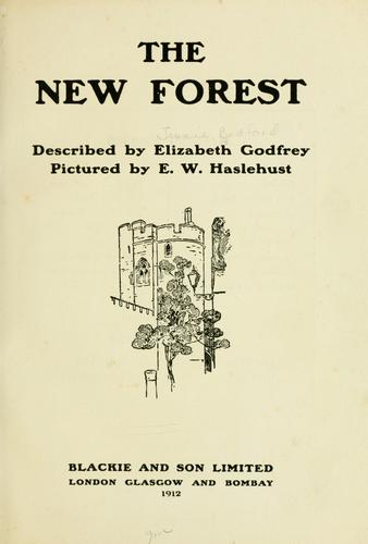 Download The New Forest