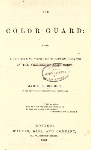 Download The color-guard