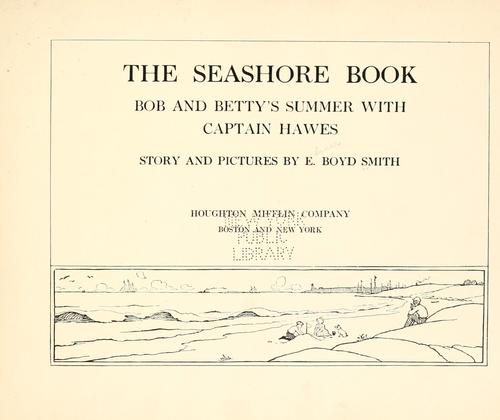 Download The seashore book