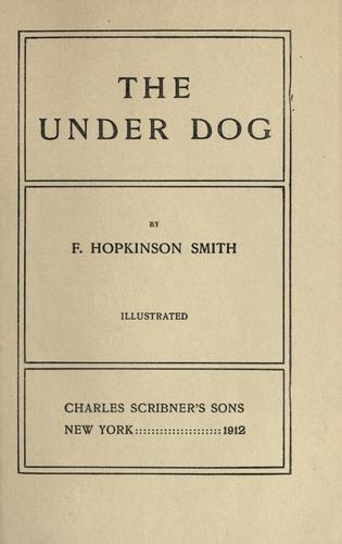 The under dog.