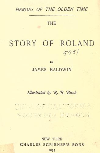 The story of Roland.