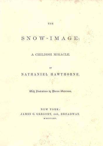 Download The snow-image