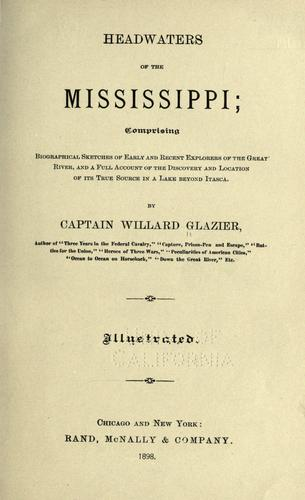 Download Headwaters of the Mississippi