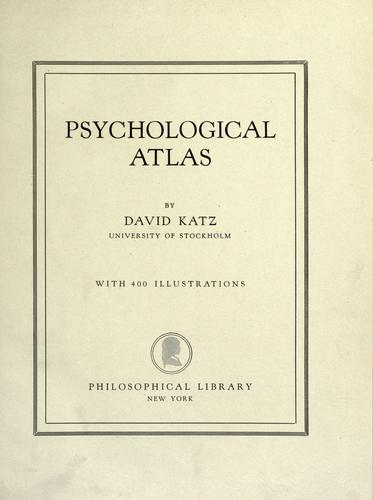 Psychological atlas
