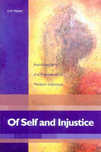 Of Self and Injustice