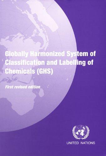 Download Globally Harmonized System of Classification And Labelling of Chemicals (Ghs)