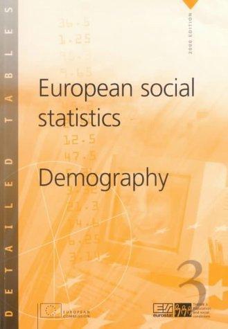 European Social Statistics