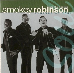 Smokey Robinson & The Miracles - Let Me Be The Clock