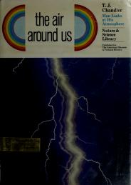 Cover of: The air around us | Tony John Chandler