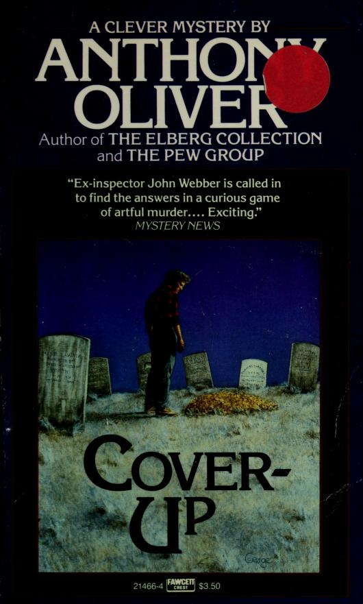 Cover-Up by Anthony Oliver