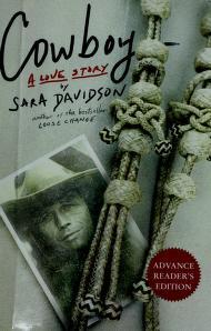 Cover of: Cowboy | Sara Davidson