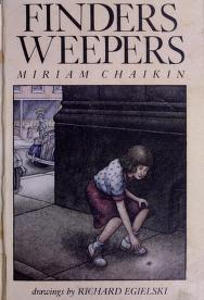 Cover of: Finders weepers | Miriam Chaikin