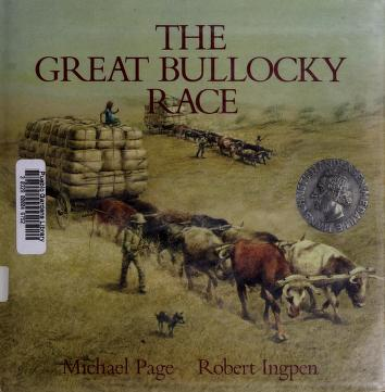 Cover of: The great bullocky race | Michael F. Page