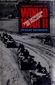 Cover of: The invasion of Poland | Alan Saunders