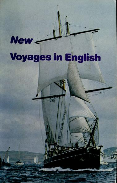New voyages in English by Frances B Connors