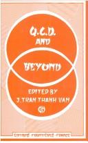 QCD and beyond by Rencontre de Moriond (20th 1985 Les Arcs, Savoie, France).
