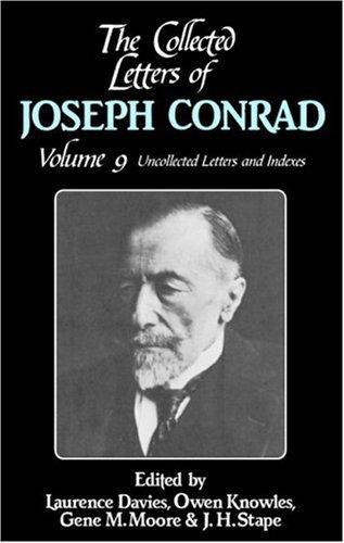The Collected Letters of Joseph Conrad by Joseph Conrad