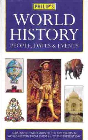 Philip's World History by Inc. Sterling Publishing Co.