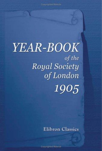 Year-book of the Royal Society of London