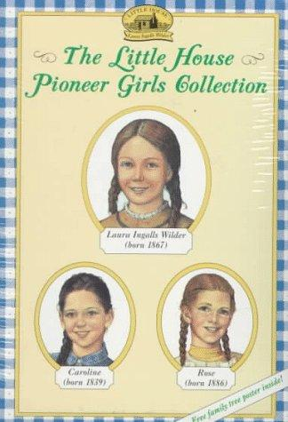 The Little House Pioneer Girls Collection Boxed Set by Laura Ingalls Wilder