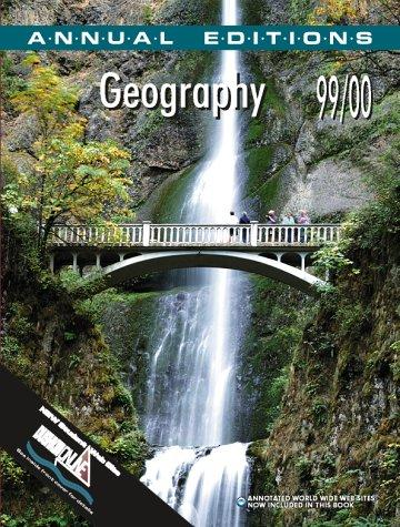 Geography 99/00 (Geography, 99/00) by Gerald R. Pitzl