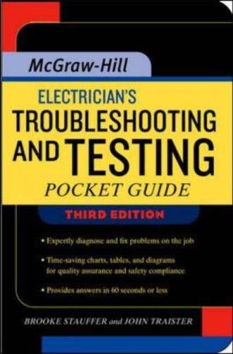 The electrician's troubleshooting and testing pocket guide by John E. Traister