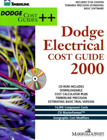 Dodge Electrical Cost Guide 2000 by Marshall & Swift
