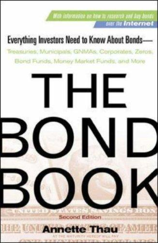 The Bond Book by Annette Thau