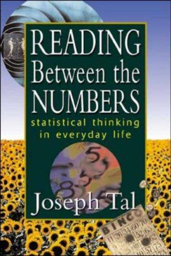 Reading Between the Numbers by Joseph Tal